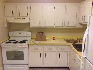 Refacing Old Kitchen Cabinets