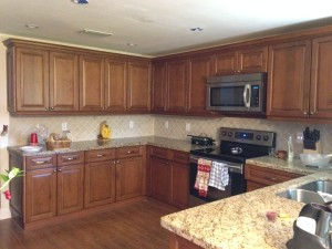 Kitchen Refacing Pembroke Pines, Florida