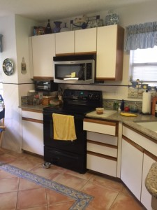 Davie Kitchen Refacing Wood Doors