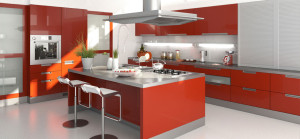Miami Modern Kitchen Cabinets