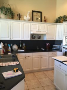 Davie Kitchen Refacing Redooring